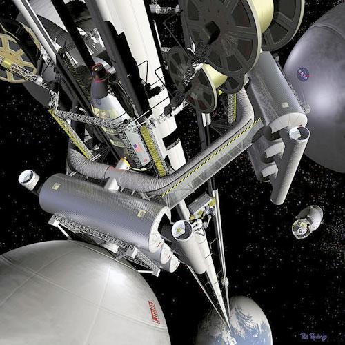 Space-Elevator-Google-proje