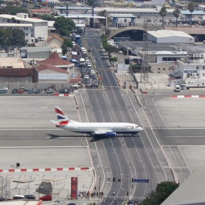 Gibraltar International Airport 2