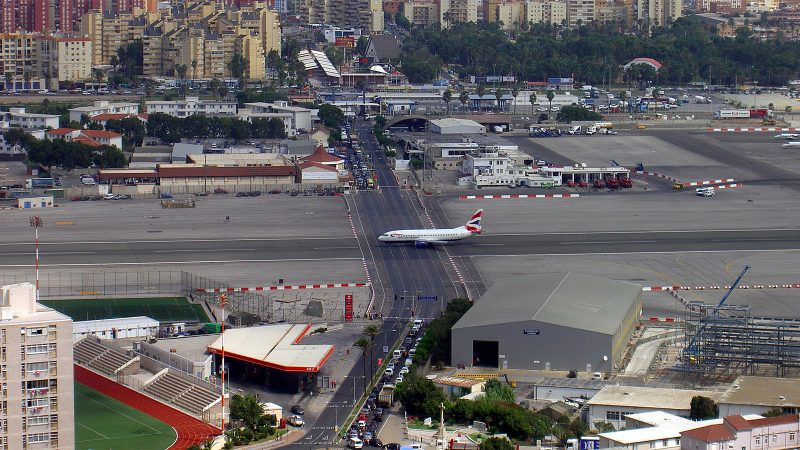 Gibraltar International Airport 3